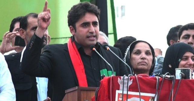 Bilawal sees Pakistan between