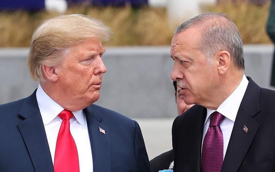 President Erdogan threatens