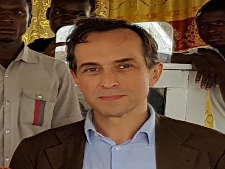 Julien Harneis appointed