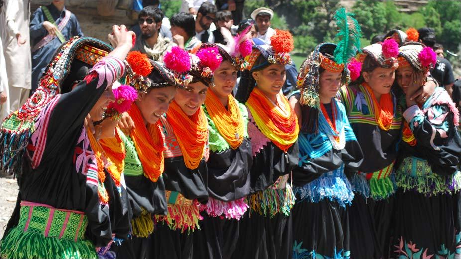 Chitirmas festival in Kalash