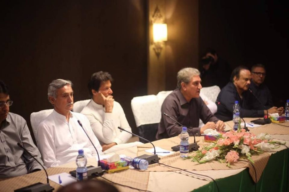 Ruling PTI Core Committee