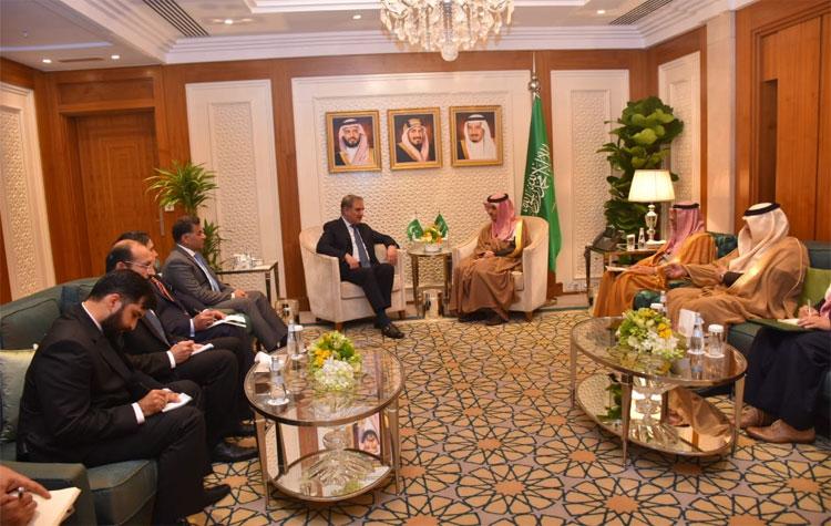 Foreign Minister tells Saudi