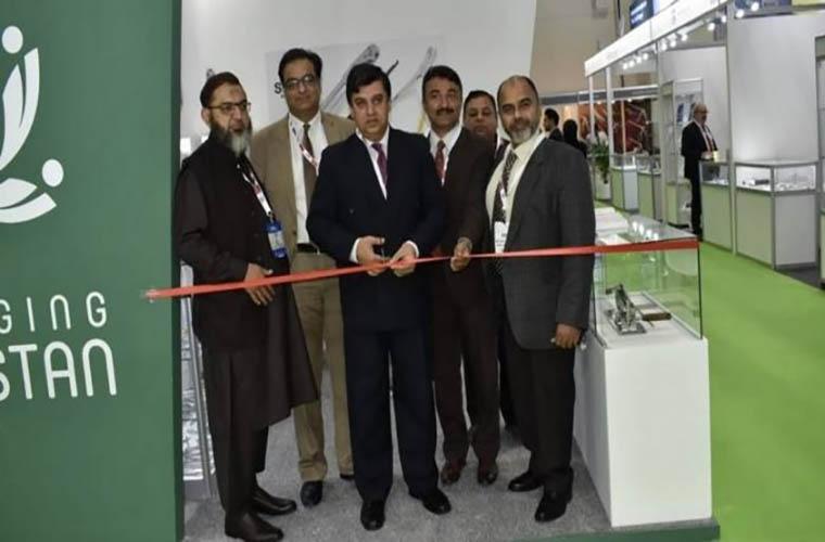 Consul General opens Pakistani pavilion