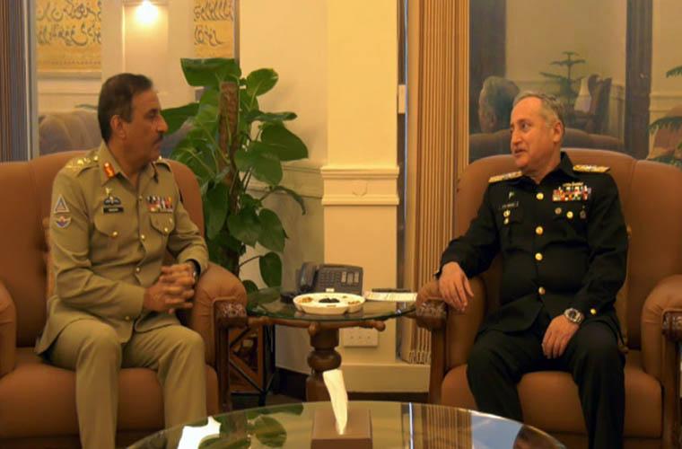 CJCSC General Nadeem Raza