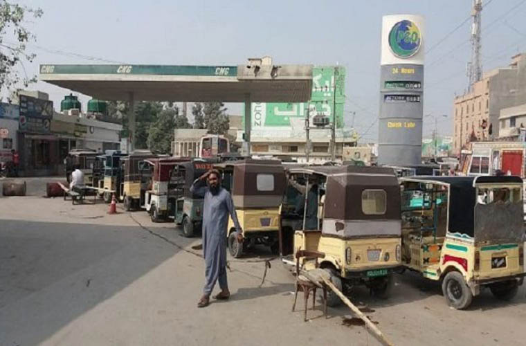 CNG stations reopened