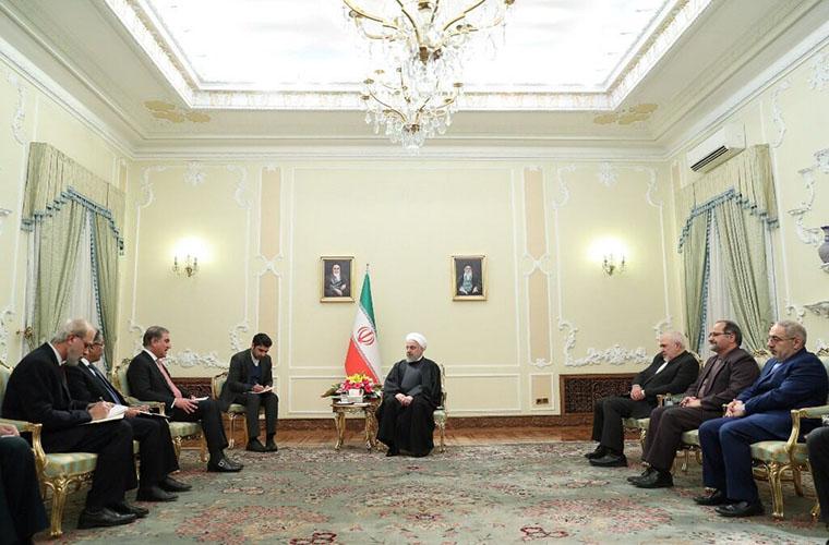 Iran welcomes Pakistan efforts