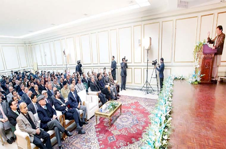 PM Khan vows to take steps in 2020
