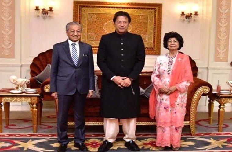 Pakistan PM to visit Malaysia
