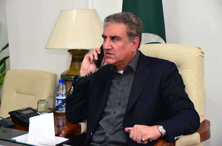 Pakistan continues discussing ME peace