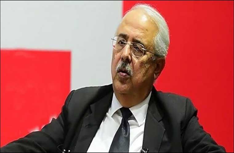 Anwar Mansoor Khan tenders resignation