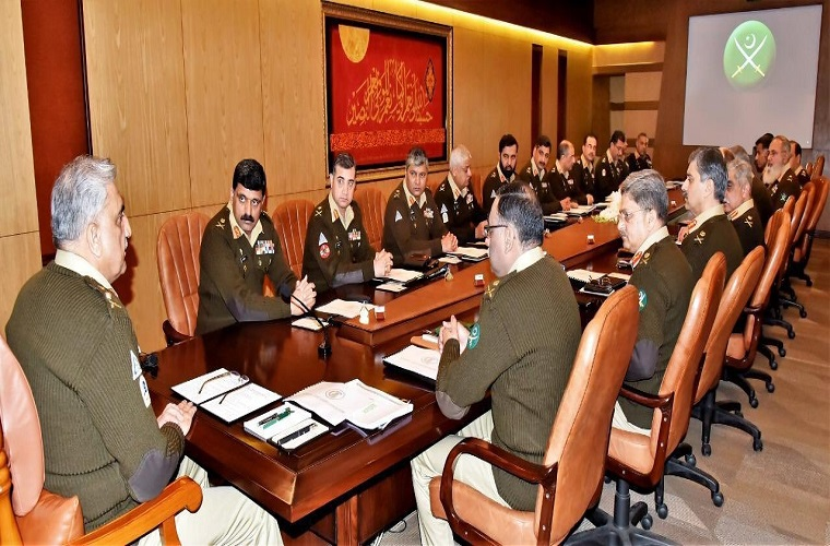 """Kashmiris' justified struggle was """"destined to succeed"""" in spite of ordeal, COAS"""