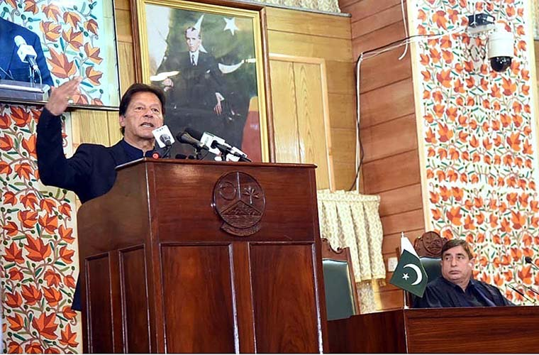 PM foresees IOJK freedom