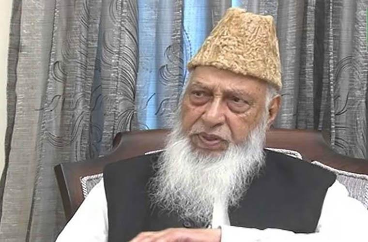 Former nazim Karachi Naimatullah Khan