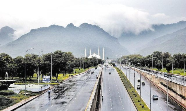 Islamabad begins observing lockdown