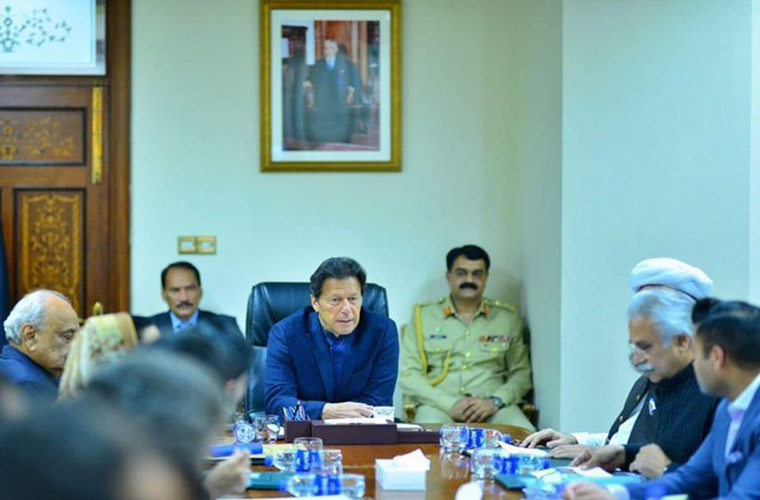 PM led National Coordination Committee