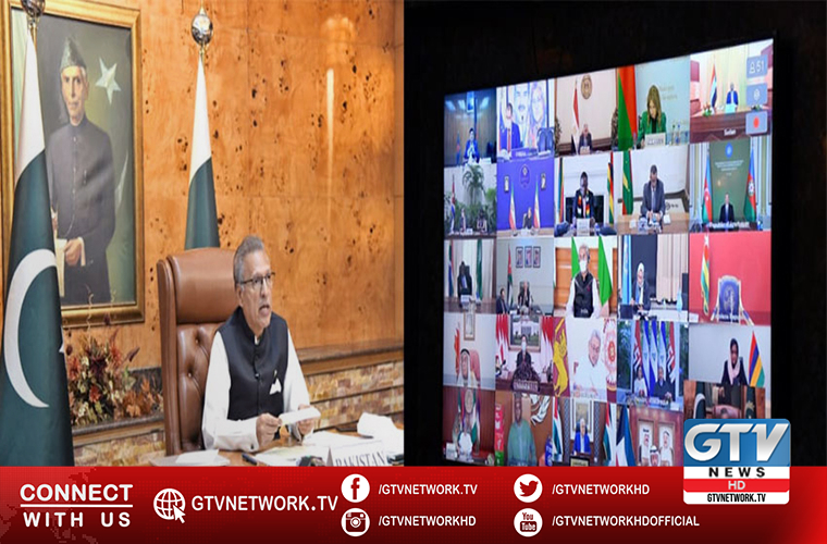 President seeks developed countries financial relief