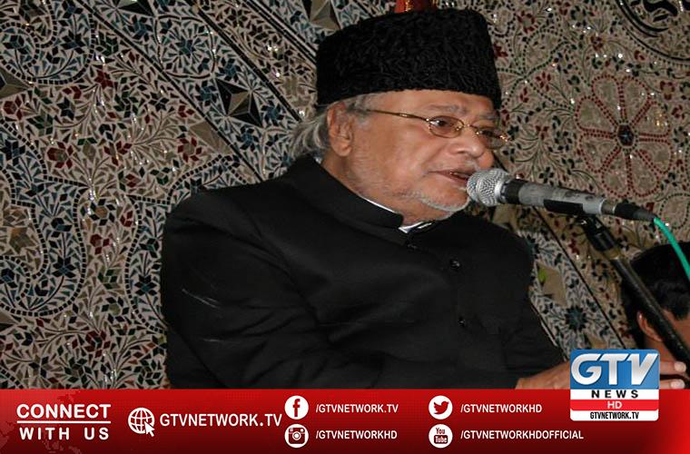 Funeral prayers of Allama Talib Jauhari