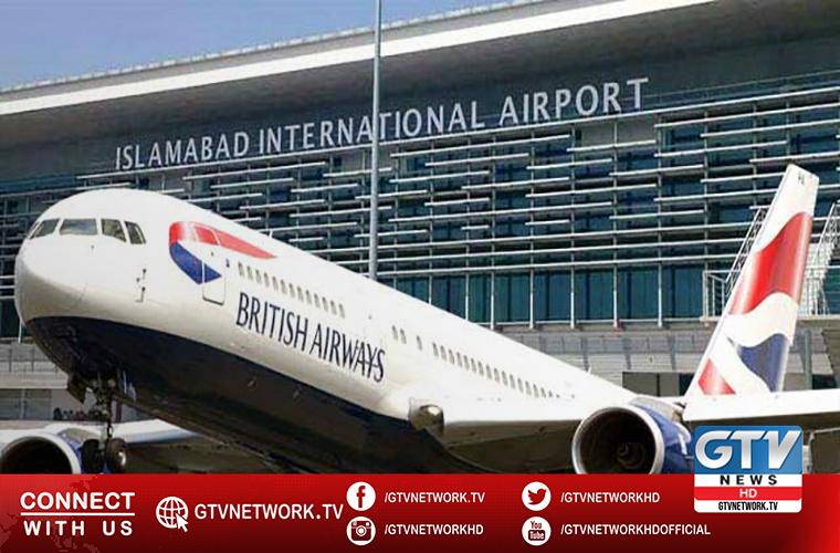 British Airways to resume flight operations to Pakistan