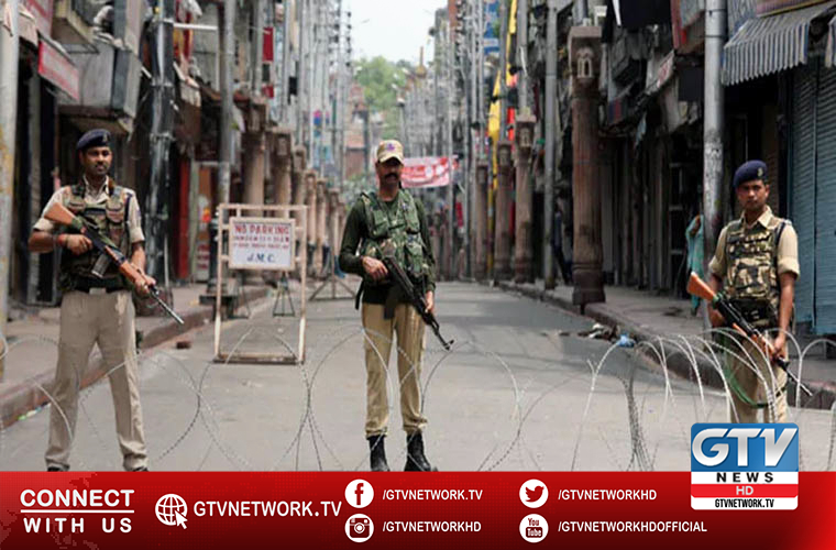 India extends ban on 4G internet services in occupied Kashmir