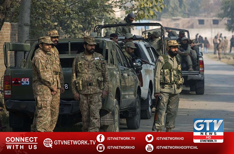 Two terrorist commanders killed in encounter with security forces
