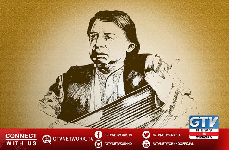 Legend of classical music Ustad Salamat Ali Khan