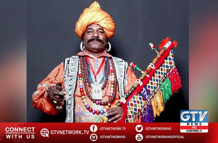 Pride of performance for Voice of Cholistan Krishan Lal Bheel