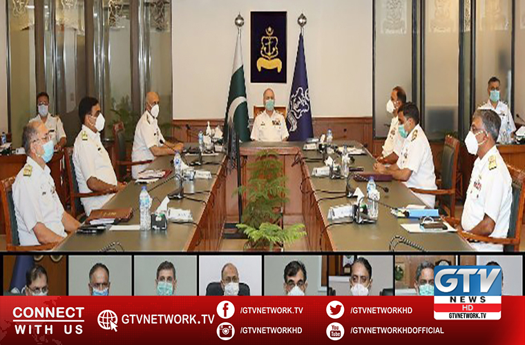 Pakistan Navy Command and Staff Conference reviews