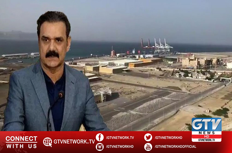 CPEC Authority head foresees M8 construction will improve Gwadar