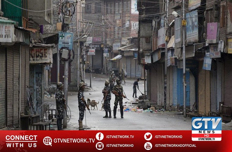 Indian troops launch cordon and search operations