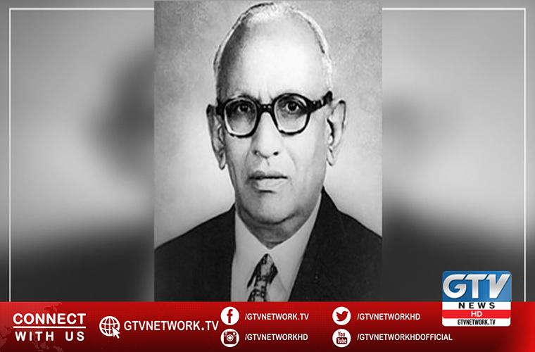 60th death anniversary of I I Chundrigar
