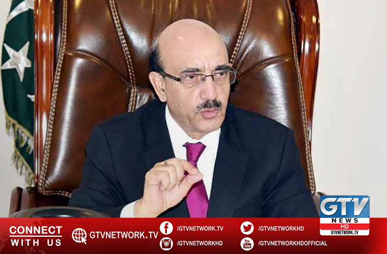 AJK President sees Indian expansionist designs threat to peace