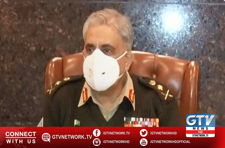 Corps Commanders Conference discuss Indian state sponsored terrorism