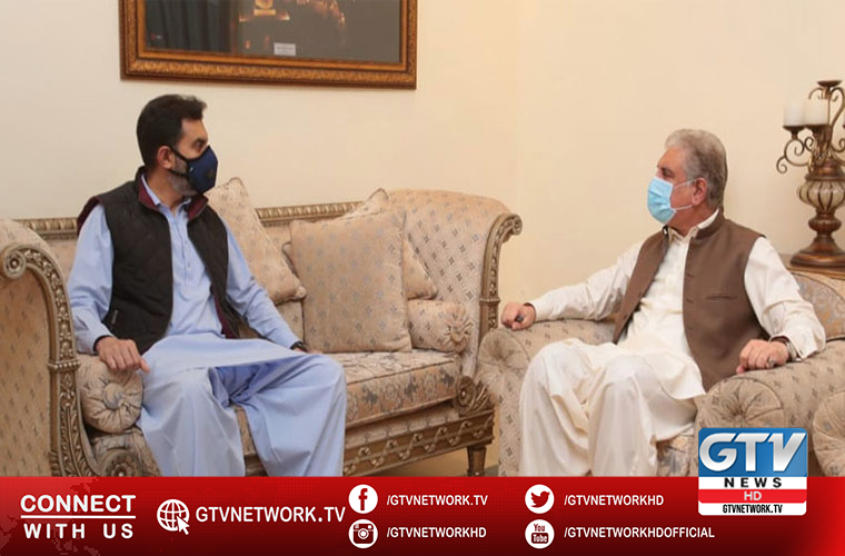 Governor SBP briefs the FM on increase in foreign exchange