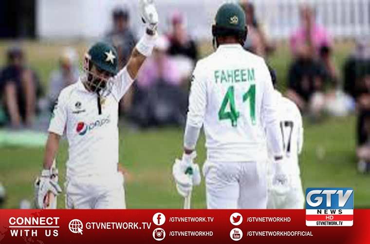 Pak vs NZ 1st Test