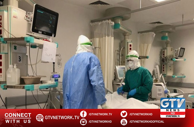 Coronavirus infection kills73 more people