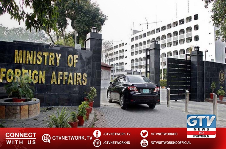 Pakistan summons Indian Charge d'Affaires to protest