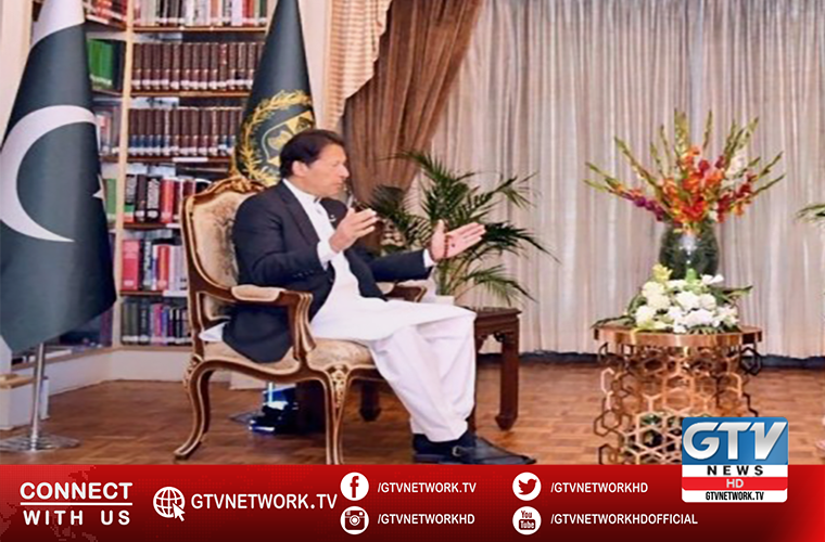 Prime Minister of Pakistan Imran Khan rejects recognition of Israel