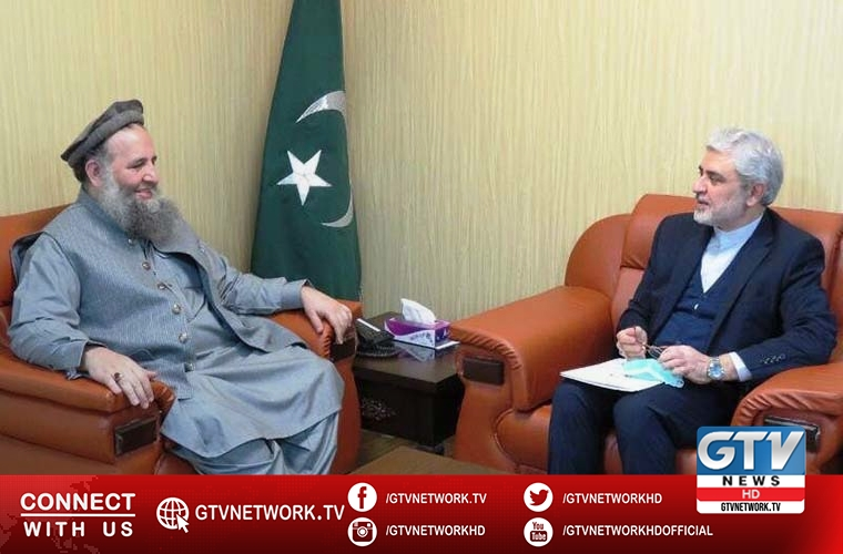 Ambassador of Iran calls on Minister for Religious Affairs