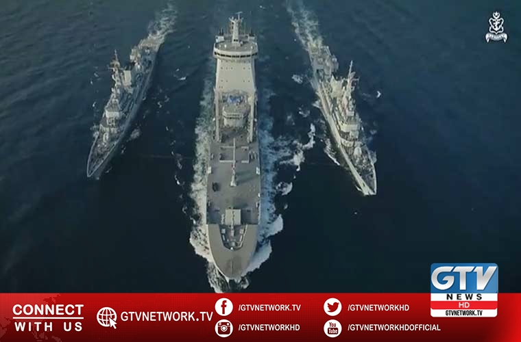 Pakistan and Iran agree on promotion of maritime security cooperation