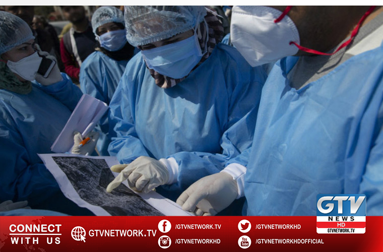 Over 1360 new Coronavirus cases reported
