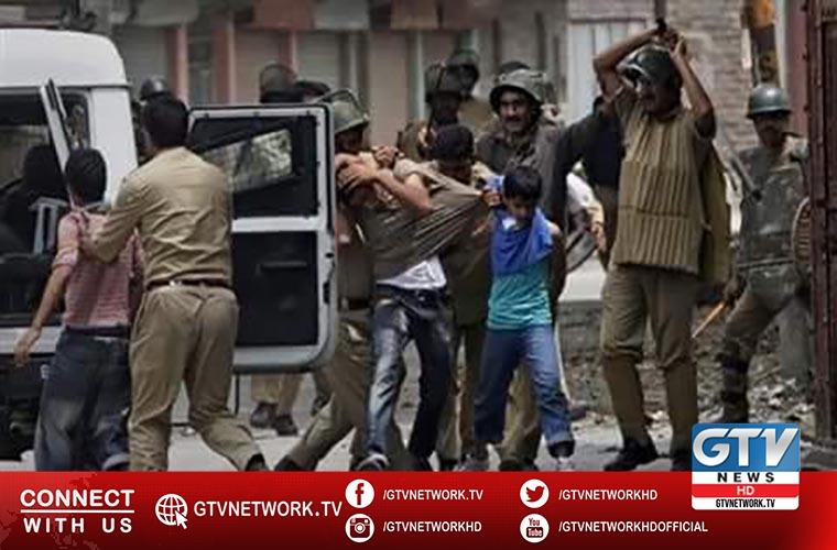 APHC condemnswanton killing and arrest of innocent Kashmiri youth