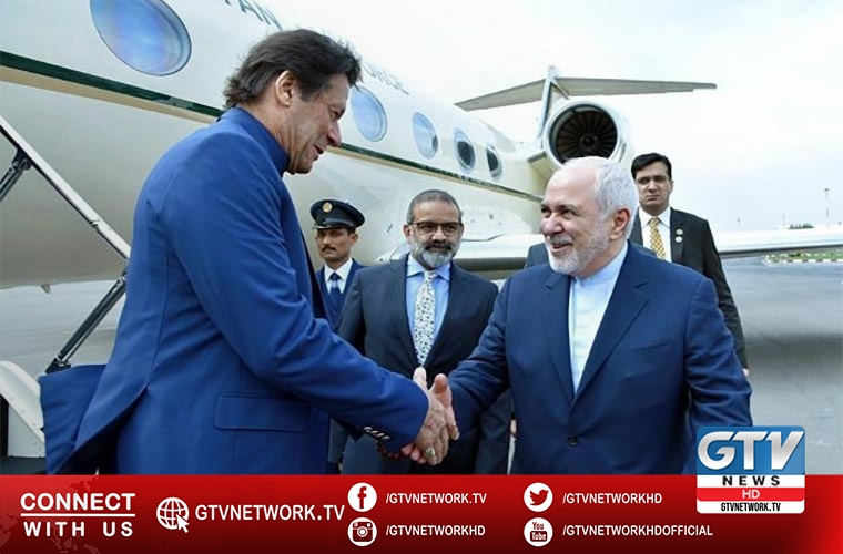 Iran in constant dialogue with Pakistan and India