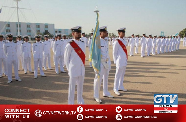 Pakistan Marine Academy 57th batch passing out held