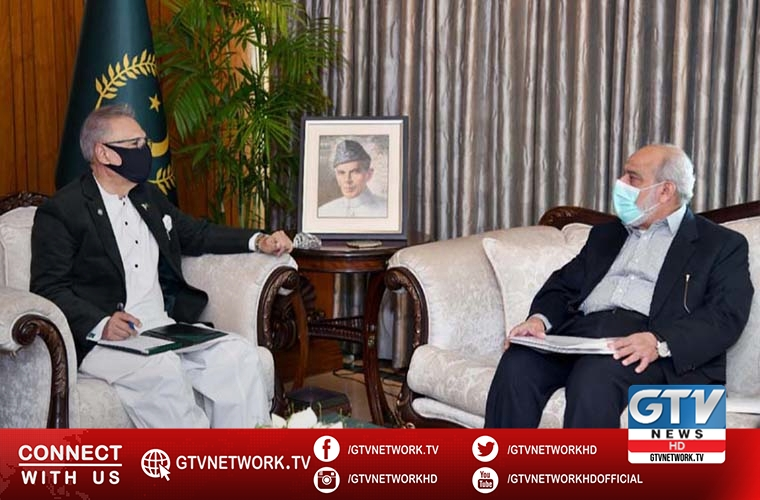 President asks Mohtasib to protect banking consumers from losses