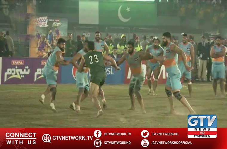 Kabaddi included in World Nomad Games 2021