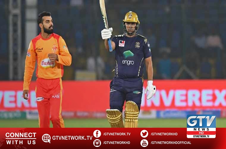 Quetta Gladiators and Islamabad United to play in PSL