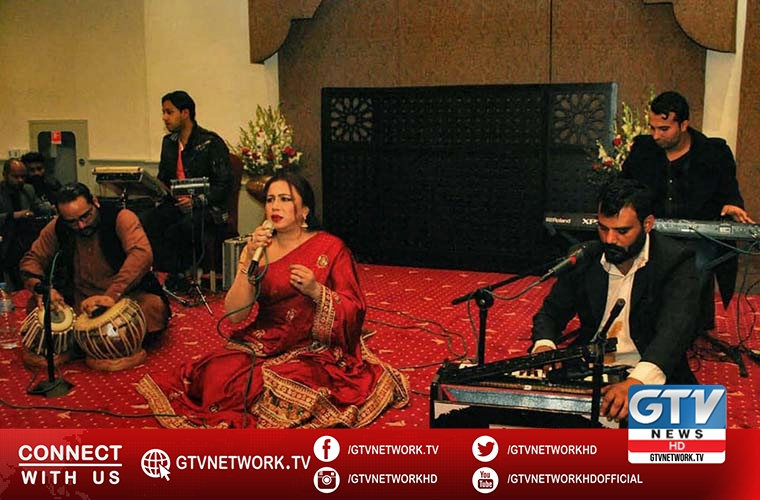 Folk singer Gulshan Jahan to perform at PNCA Seen Studio on March 20