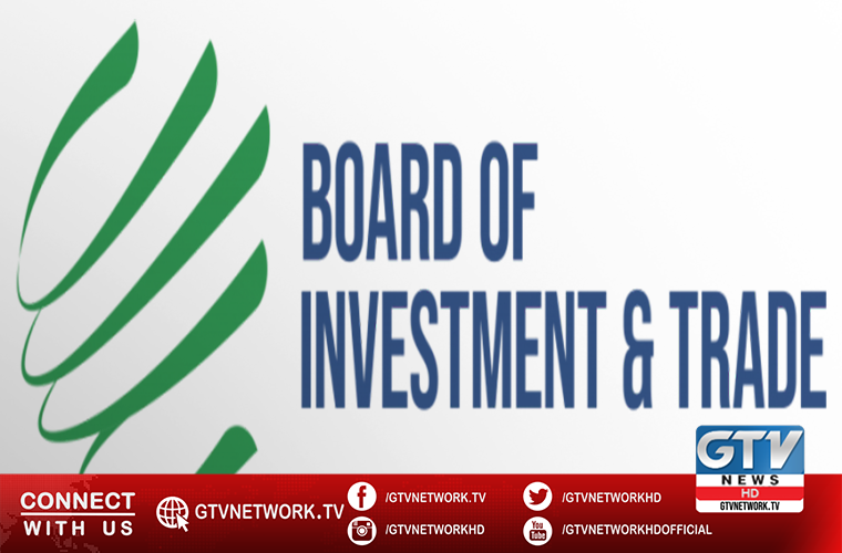 Board of Investment Pakistan Investment Strategy and SDGs Projects