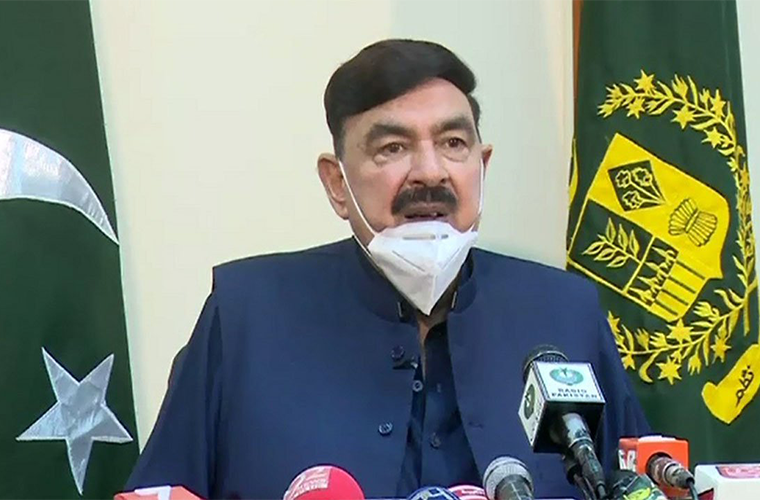 Interior Minister announces success of talks with proscribed TLP