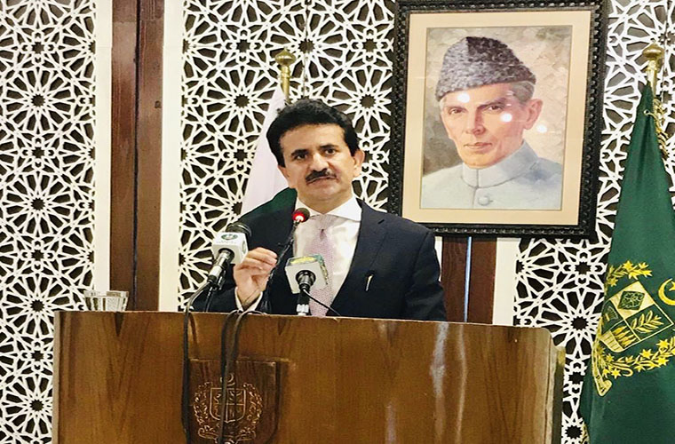 Pakistan calls for orderly responsible withdrawal of US troops
